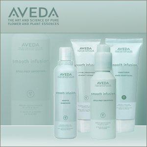Aveda Smooth infusion hair care, hale hair salon