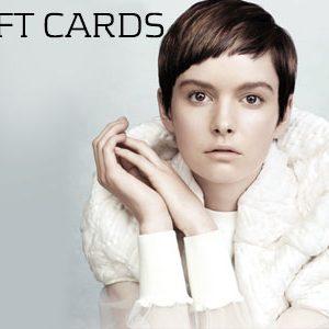 Frisor Gift Card