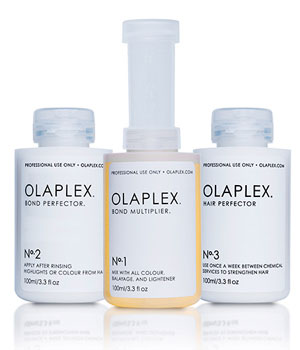 Amazing Results With OLAPLEX Hair Treatments