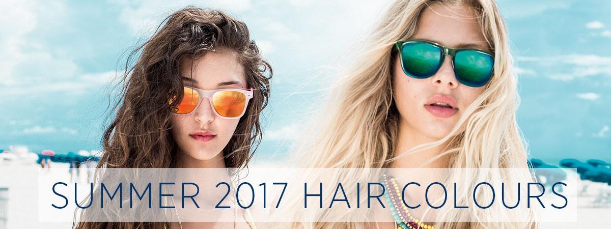 Summer Hair Trends 2017