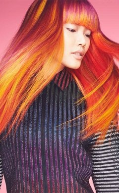 2015 Aveda Fractal Hues Collection @Frisor Hale Cheshire