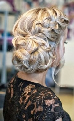 beautiful wedding hairstyle, Hale hair salon