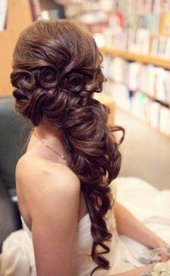 wedding hair, Frisor hair salon, Hale