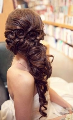 wedding hairstyle, Hale salon
