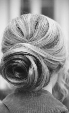 wedding updo, hale hair salon, Cheshire