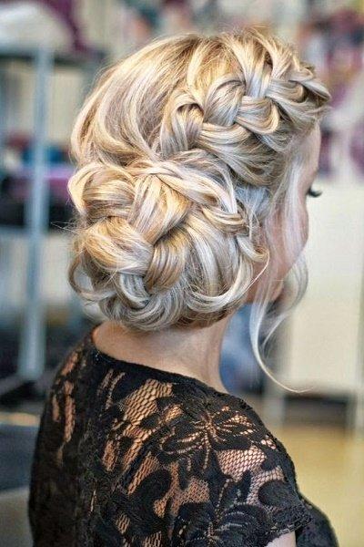 beautiful wedding hairstyle, Hale hair salon